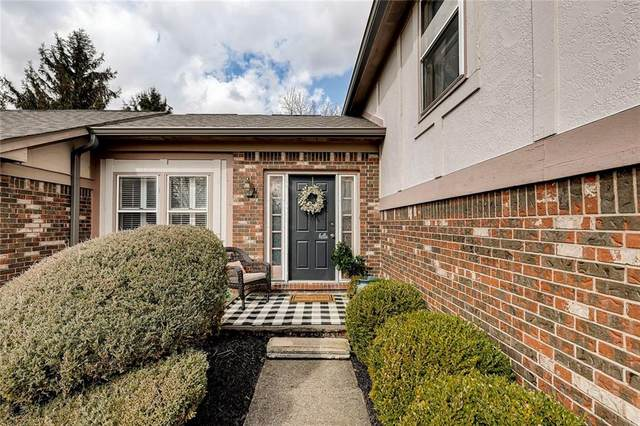 1334 Greenhills Road, Greenfield, IN 46140 (MLS #21696689) :: The ORR Home Selling Team