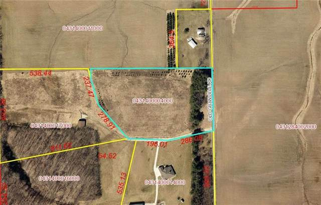 13543 N Old Granville Road, Eaton, IN 47338 (MLS #21696706) :: The ORR Home Selling Team