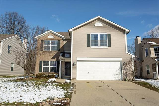 10536 Northern Dancer Drive, Indianapolis, IN 46234 (MLS #21696714) :: The Indy Property Source