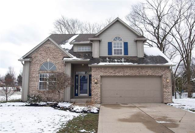 6323 Creekview Lane, Fishers, IN 46038 (MLS #21696736) :: The Indy Property Source