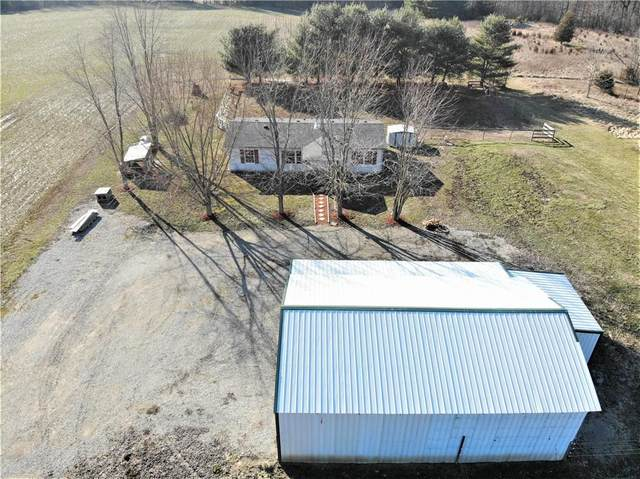 1068 E Fruitdale Road, Morgantown, IN 46160 (MLS #21696738) :: The Evelo Team