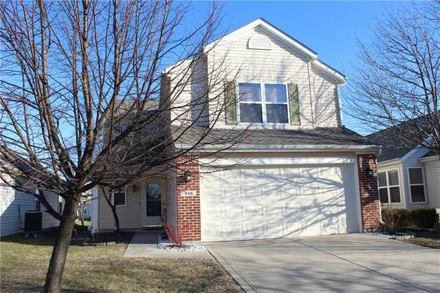440 Grabill Drive, Westfield, IN 46074 (MLS #21696754) :: The Indy Property Source