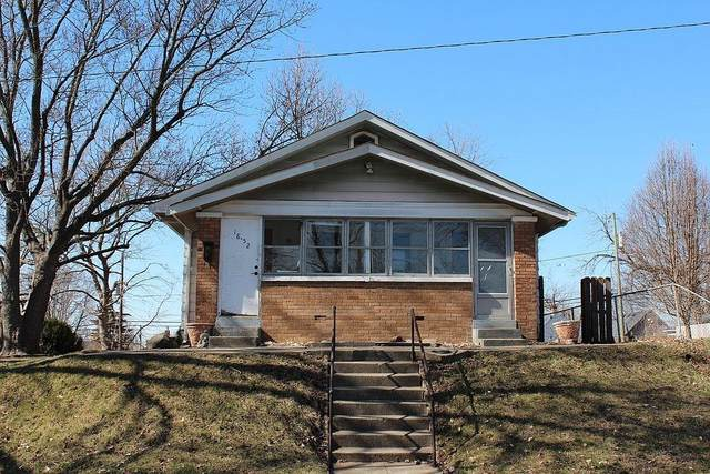 1850 New Street, Indianapolis, IN 46203 (MLS #21696766) :: The Indy Property Source