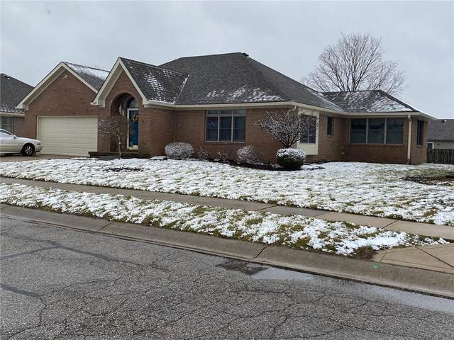 4652 Kensington Way N, Plainfield, IN 46168 (MLS #21696781) :: The Indy Property Source