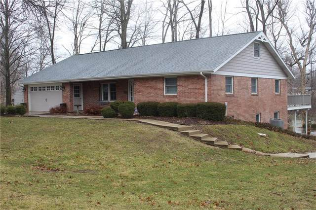 5480 S Lakeshore Drive, Crawfordsville, IN 47933 (MLS #21696786) :: HergGroup Indianapolis