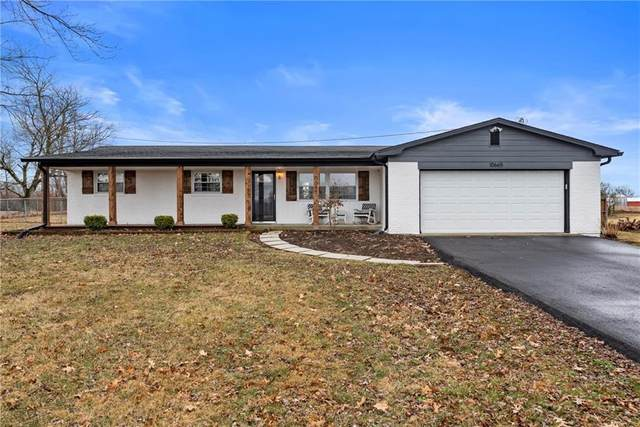 10665 E State Road 32, Zionsville, IN 46077 (MLS #21696805) :: The Indy Property Source