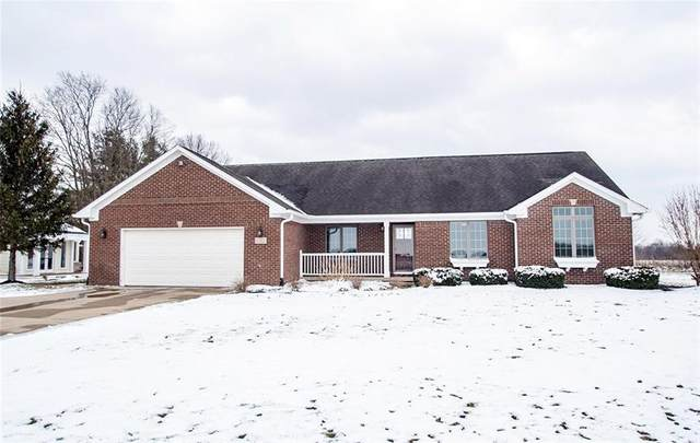3223 W 200 N, Greenfield, IN 46140 (MLS #21696806) :: Richwine Elite Group