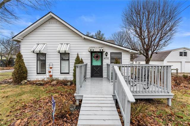 4727 Iowa Street, Clayton, IN 46118 (MLS #21696867) :: The Indy Property Source