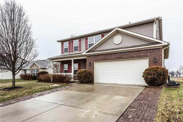 7203 Blue Ridge Drive, Noblesville, IN 46062 (MLS #21696878) :: The Evelo Team