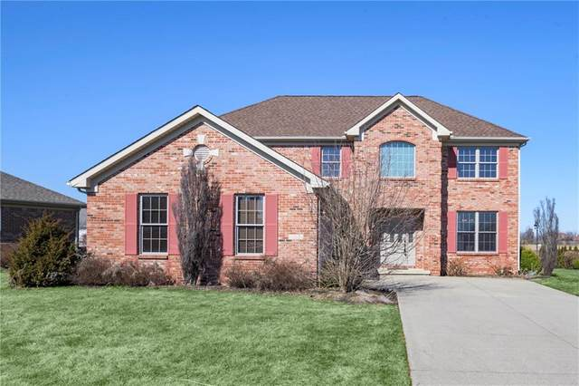 9504 W Thurston Court, Yorktown, IN 47396 (MLS #21696893) :: The ORR Home Selling Team