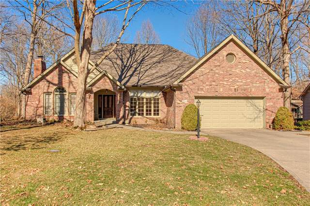7514 Runningbrook Court, Indianapolis, IN 46254 (MLS #21696910) :: Richwine Elite Group