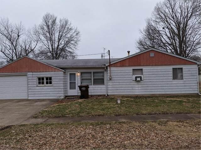5300 N 141/2 Street, Terre Haute, IN 47805 (MLS #21696921) :: AR/haus Group Realty