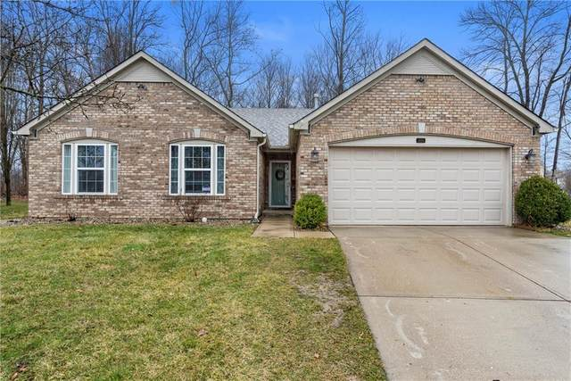 4124 S Turning Leaf Court, New Palestine, IN 46163 (MLS #21696977) :: Richwine Elite Group