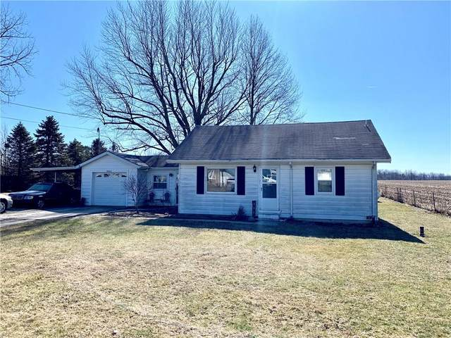 9905 E Cr 500 N Road, Albany, IN 47320 (MLS #21696982) :: The ORR Home Selling Team