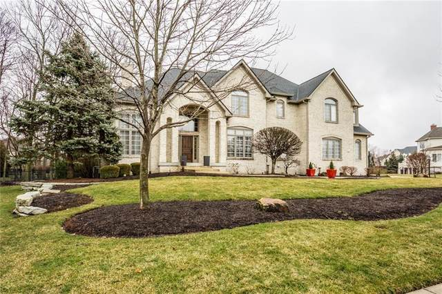 14061 Staghorn Drive, Carmel, IN 46032 (MLS #21696989) :: The Indy Property Source