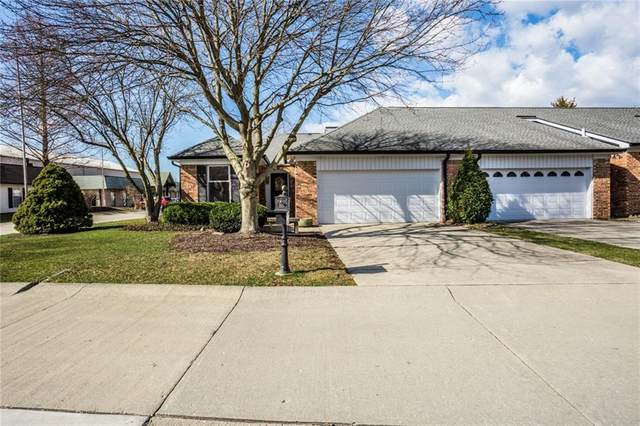 8528 Quail Hollow Road, Indianapolis, IN 46260 (MLS #21696991) :: The ORR Home Selling Team
