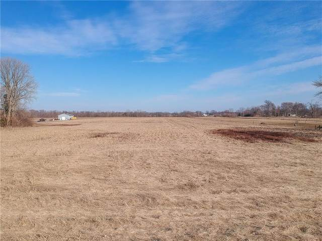 00 N 400 East, Greenfield, IN 46140 (MLS #21696996) :: Richwine Elite Group