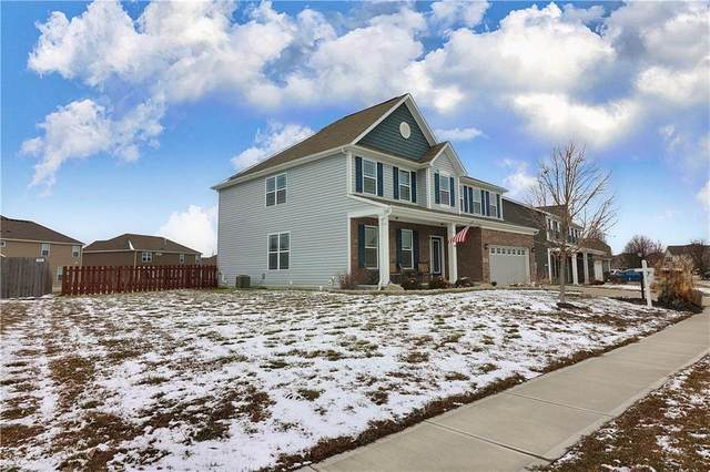 1628 Ballyganner Drive, Avon, IN 46123 (MLS #21697013) :: The Indy Property Source