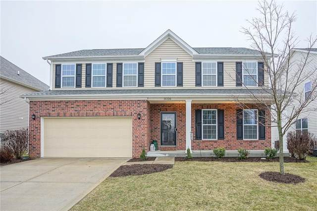 16126 Howden Drive, Westfield, IN 46074 (MLS #21697036) :: The Indy Property Source