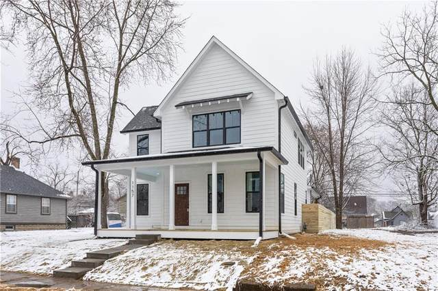 1157 S Randolph Street, Indianapolis, IN 46203 (MLS #21697048) :: Richwine Elite Group