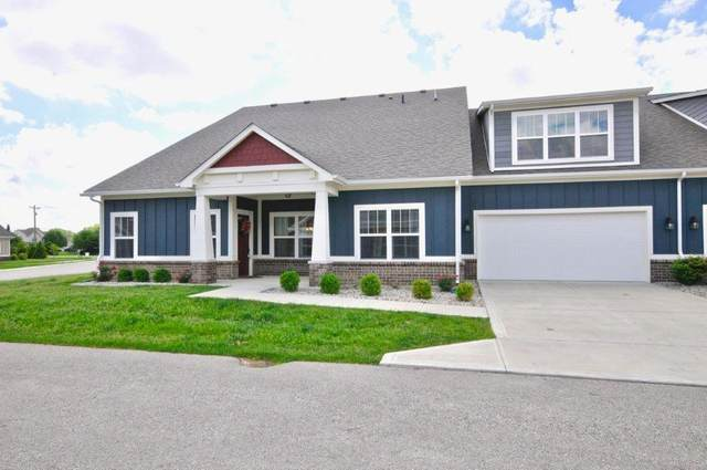 4490 W Preserve Pass, New Palestine, IN 46163 (MLS #21697060) :: The ORR Home Selling Team