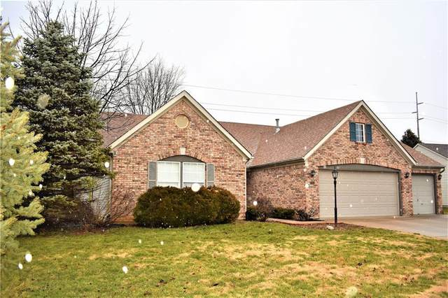 221 Creekview Circle, Mooresville, IN 46158 (MLS #21697074) :: The Indy Property Source