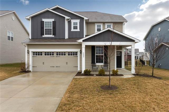 4282 Limbaugh Way, Westfield, IN 46062 (MLS #21697075) :: The Evelo Team