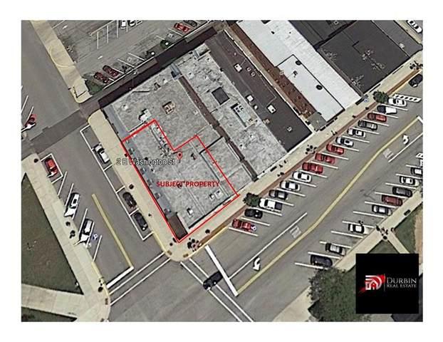 2 E Washington Street, Frankfort, IN 46041 (MLS #21697109) :: AR/haus Group Realty