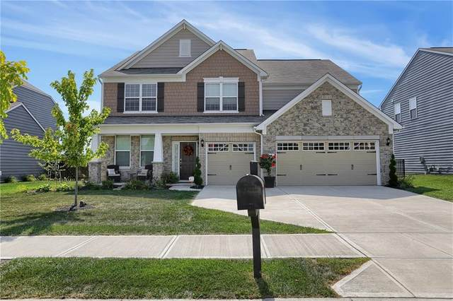 14643 Hinton Drive, Fishers, IN 46037 (MLS #21697119) :: AR/haus Group Realty