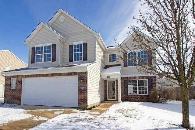 1029 Frogs Leap Lane, Cicero, IN 46034 (MLS #21697120) :: Richwine Elite Group
