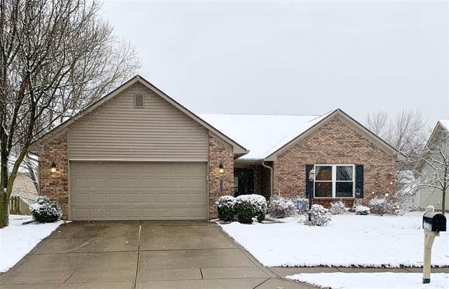 11440 Meadowlark Circle, Fishers, IN 46038 (MLS #21697121) :: The Indy Property Source