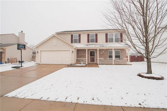 8683 Baypointe Drive, Avon, IN 46123 (MLS #21697136) :: Richwine Elite Group
