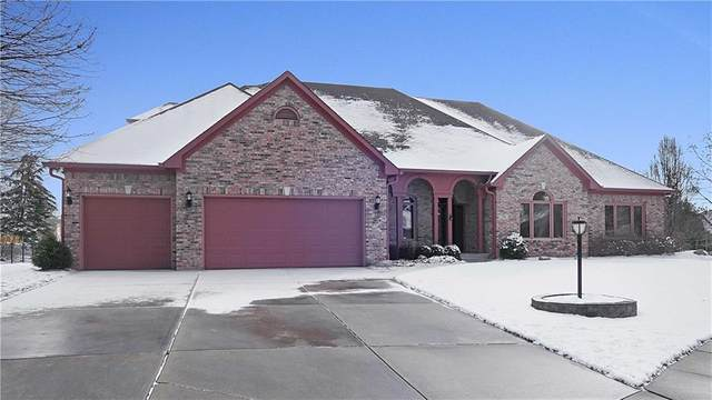7711 Ashtree Drive, Indianapolis, IN 46259 (MLS #21697148) :: Richwine Elite Group