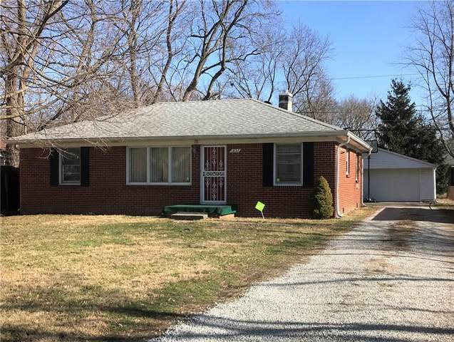1827 N Lesley Avenue, Indianapolis, IN 46218 (MLS #21697153) :: The Indy Property Source
