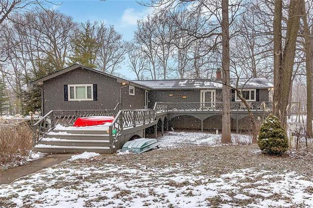 6170 Wahpihani Drive, Fishers, IN 46038 (MLS #21697157) :: The Evelo Team