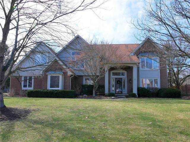 13761 Hill Crest Court, Carmel, IN 46032 (MLS #21697169) :: The Indy Property Source