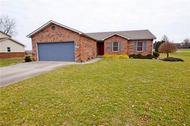 1004 Gray Squirrel Drive, Pendleton, IN 46064 (MLS #21697173) :: Richwine Elite Group