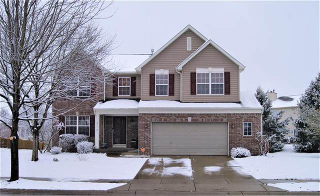 18747 Mill Grove Drive, Noblesville, IN 46062 (MLS #21697182) :: The Indy Property Source