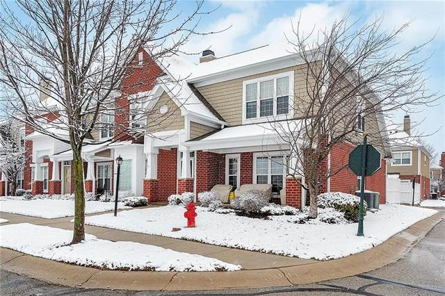 712 Leesburg Place, Westfield, IN 46074 (MLS #21697194) :: The Indy Property Source