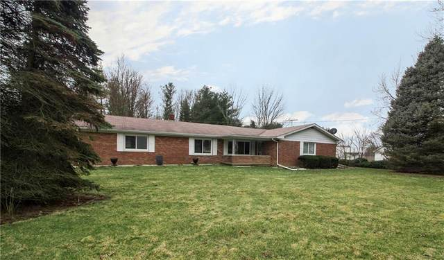 4939 W State Road 28, Tipton, IN 46072 (MLS #21697202) :: Mike Price Realty Team - RE/MAX Centerstone