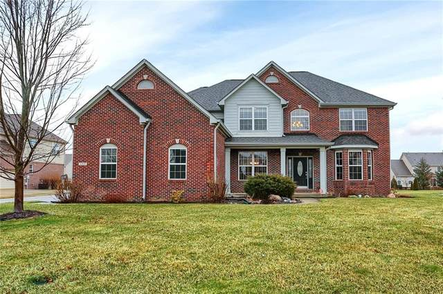 12819 Petronia Court, Carmel, IN 46032 (MLS #21697203) :: The Indy Property Source