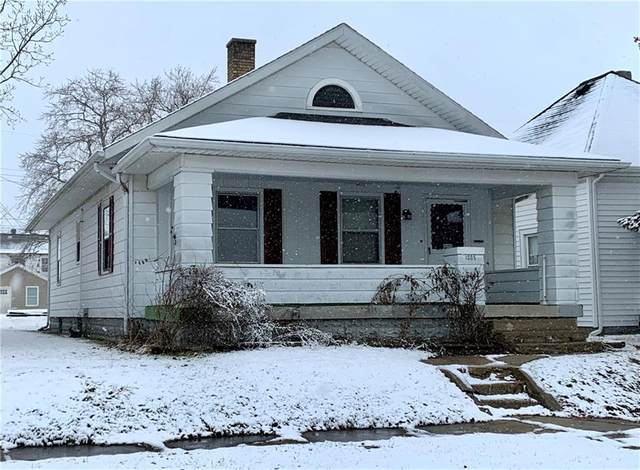 1005 S 21st Street, New Castle, IN 47362 (MLS #21697230) :: Mike Price Realty Team - RE/MAX Centerstone