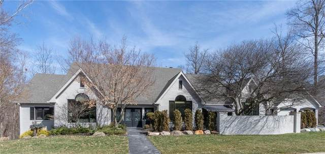 10822 Weatherly Court, Indianapolis, IN 46236 (MLS #21697277) :: The Evelo Team