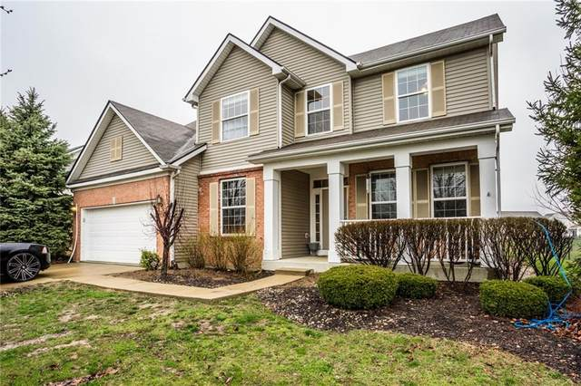 7814 Yarmouth Way, Indianapolis, IN 46239 (MLS #21697347) :: Richwine Elite Group