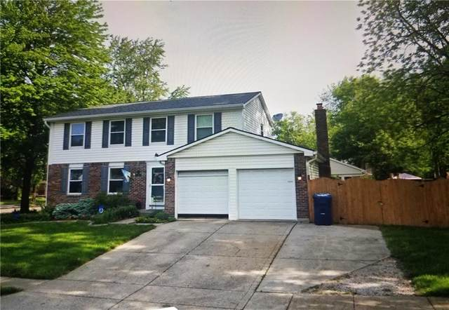 6844 Balmoral Road, Indianapolis, IN 46241 (MLS #21697356) :: The Indy Property Source