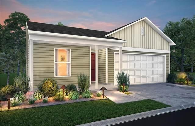 3112 Paule Drive, Yorktown, IN 47396 (MLS #21697358) :: The ORR Home Selling Team