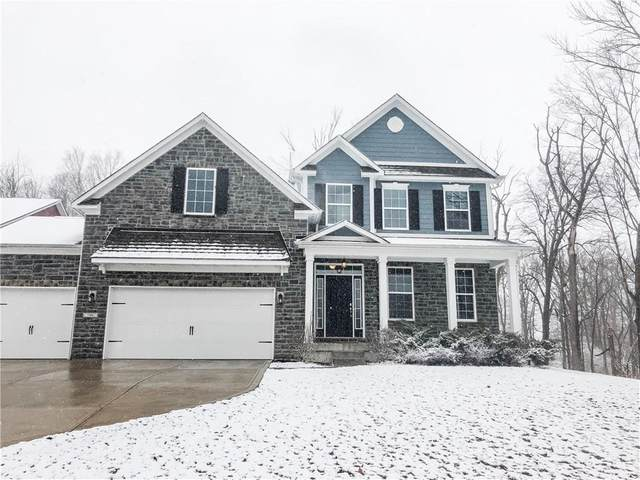 786 Bracknell Drive, Avon, IN 46123 (MLS #21697360) :: Richwine Elite Group