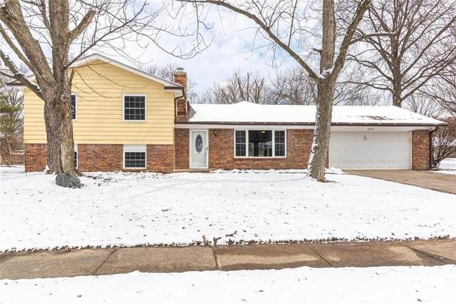 365 Winding Way, Carmel, IN 46032 (MLS #21697388) :: HergGroup Indianapolis