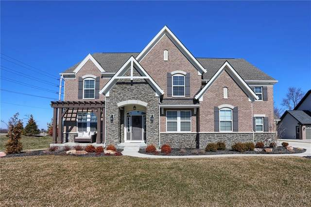 1396 Burgess Hill Pass, Westfield, IN 46074 (MLS #21697398) :: The Indy Property Source