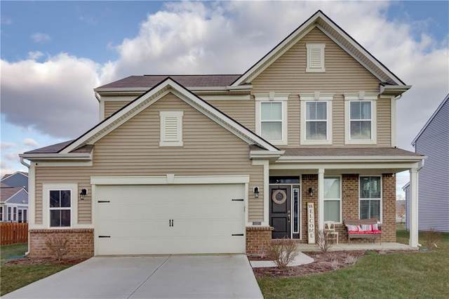 8327 Whitaker Valley Boulevard, Indianapolis, IN 46237 (MLS #21697402) :: Richwine Elite Group